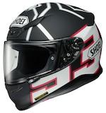Shoei RF-1200 Marquez Black Ant Helmet