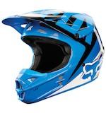 Fox Racing V1 Race Helmet (Size SM & 2XL Only)