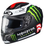 HJC RPHA 10 Pro Lorenzo Replica 3 Helmet (Size LG Only)