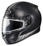 HJC CL-17 Streamline Snow Helmet - Dual Lens