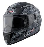 LS2 Stream Anti-Hero Helmet