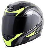 Scorpion EXO-R710 Focus Helmet - Neon