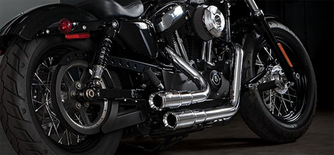 Vtwin Exhausts: Harley Davidson Exhaust Parts At Woreks.co