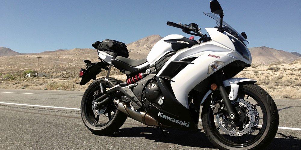 2013 Kawasaki Ninja 650 review: Sporty style, standard versatility