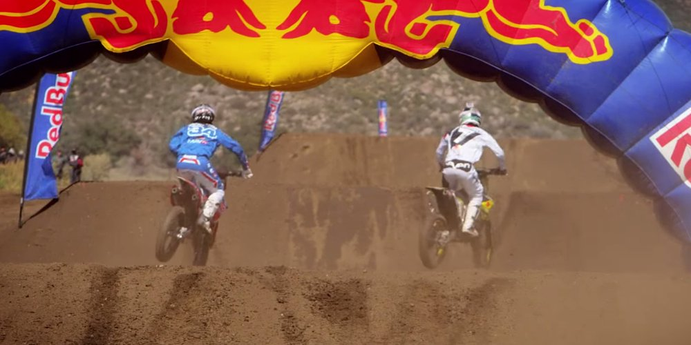 Red Bull Straight Rhythm racing is motocross unwound, and it debuts this fall