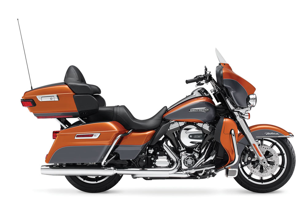 2015 Harley-Davidson Ultra Classic Low