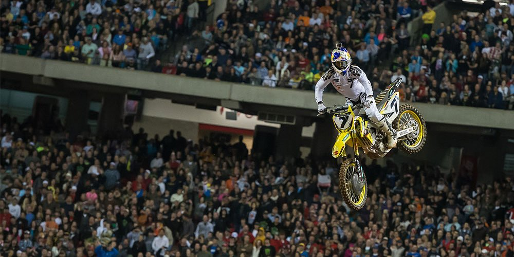 Learning to love Supercross: Is this the best motorcycle racing ever?