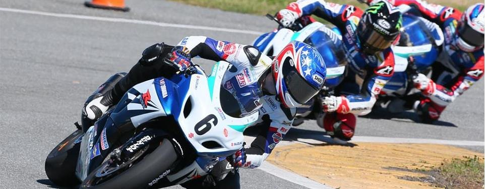 The disaster of having NASCAR guys run U.S. motorcycle roadracing has mercifully ended
