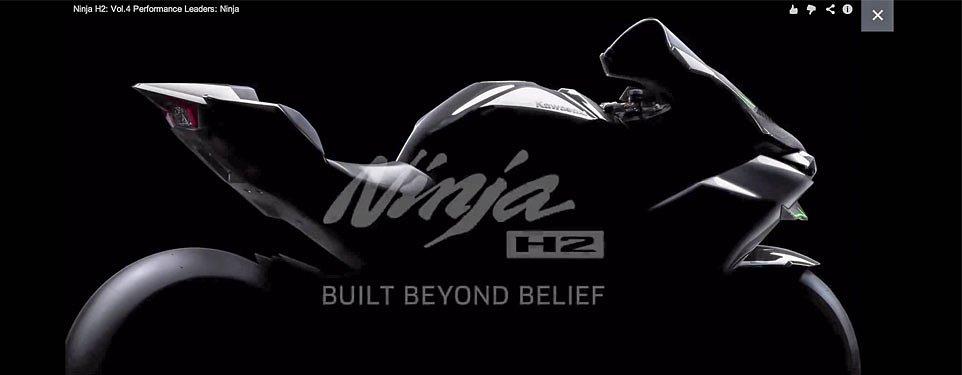 Kawasaki Ninja H2 - The fastest production motorcycle in the world?