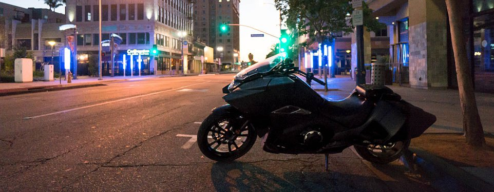 Hondas For Sale >> Honda NM4: Spending time with Honda's anime bike - RevZilla