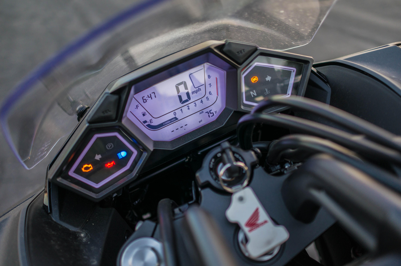 Honda NM4: Spending time with Honda's anime bike - RevZilla