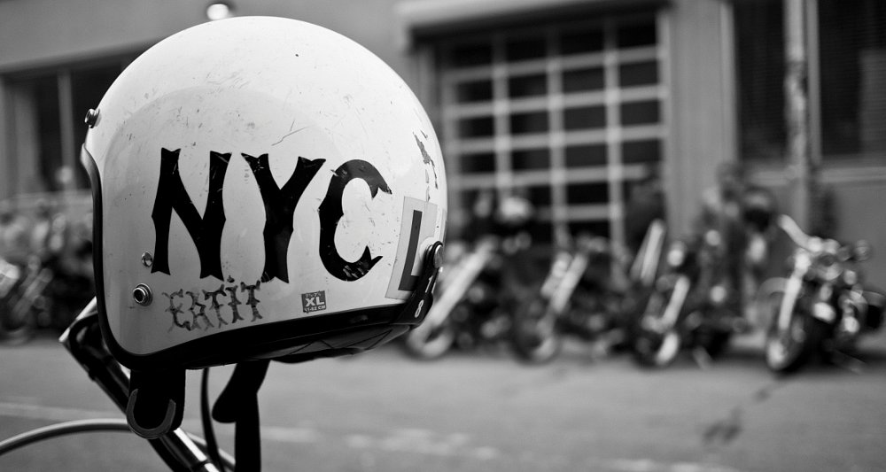 The Brooklyn Invitational treats motorcycles as art