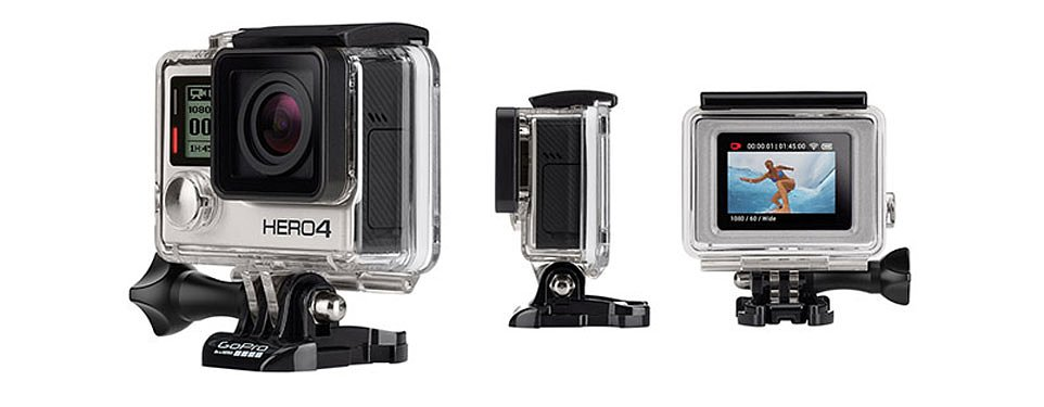 GoPro HERO4 specs confirmed