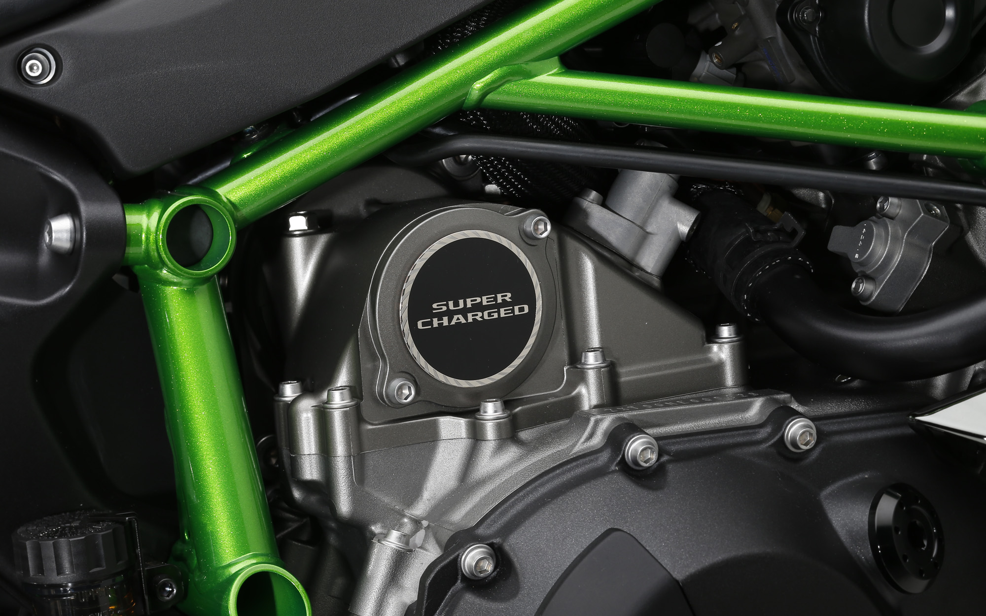 Kawasaki Ninja H2r Makes 300 Horsepower Revzilla