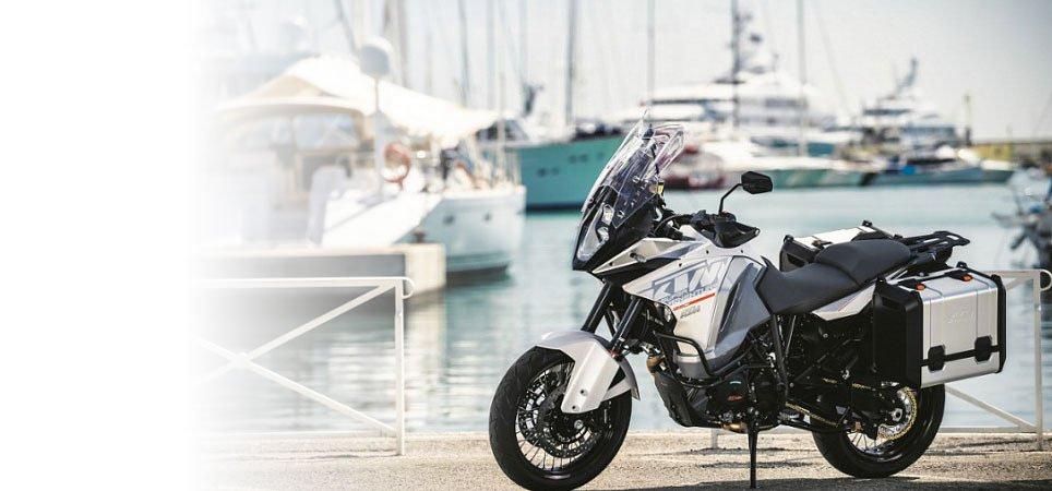 INTERMOT 2014: KTM 1290 Super Adventure combines luxury, brawn and brains
