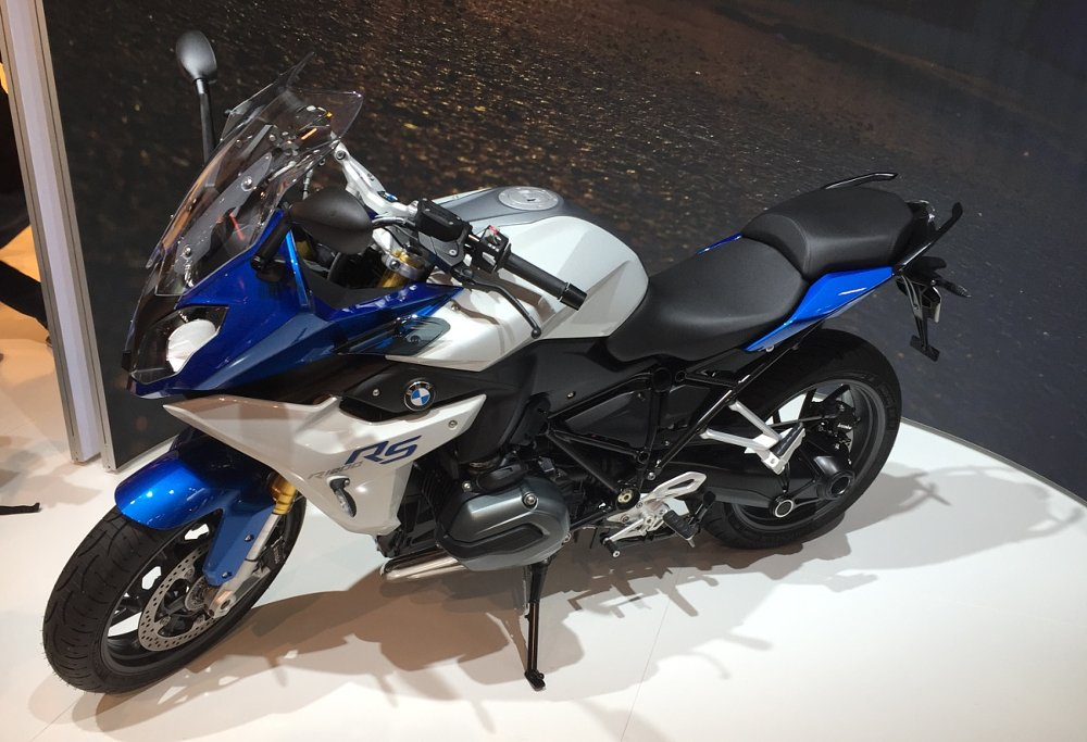 2015 BMW R 1200 RS
