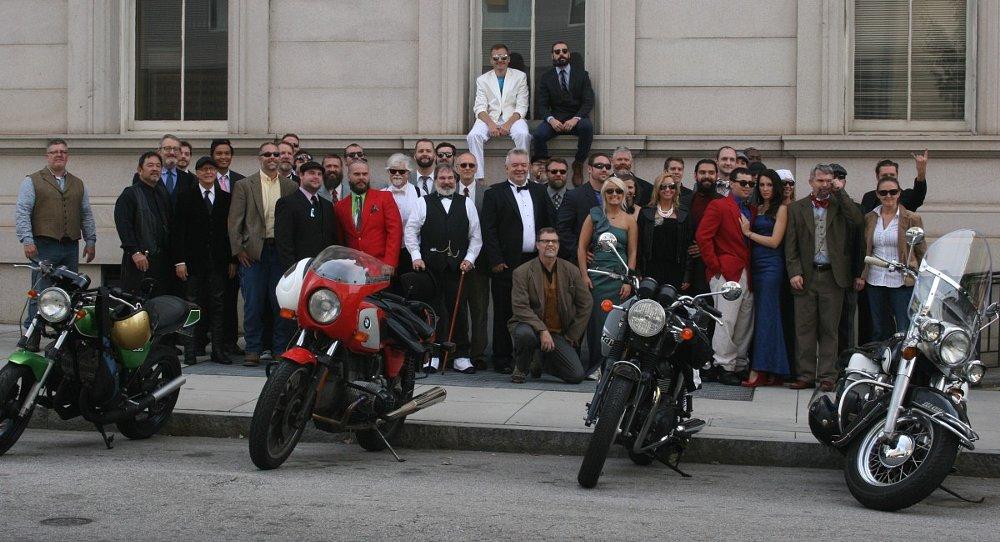 Raleigh DGR participants