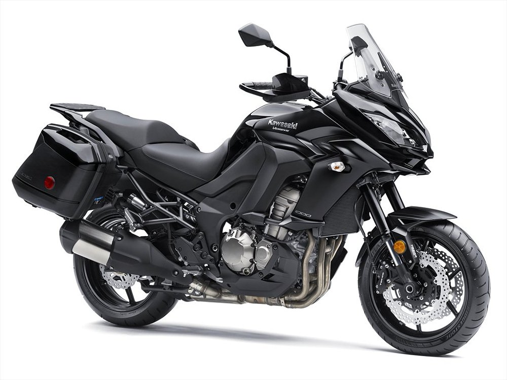 2015 kawasaki versys 1000 first look revzilla. Black Bedroom Furniture Sets. Home Design Ideas