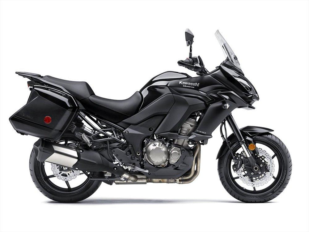 2015 Kawasaki Versys 1000 First Look Revzilla