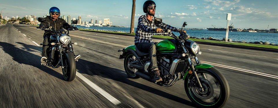 2015 Kawasaki Vulcan S first look