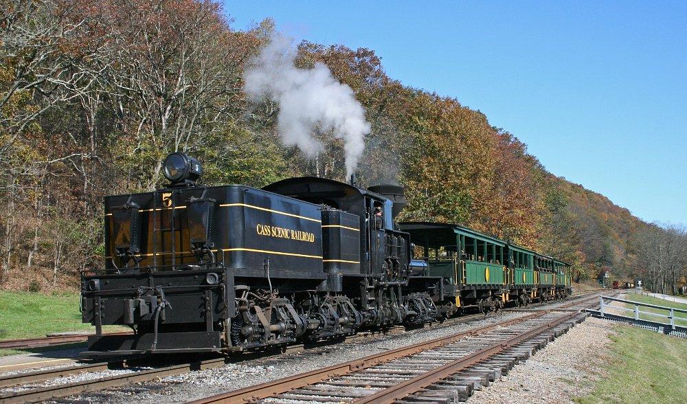 Cass Scenic Railway