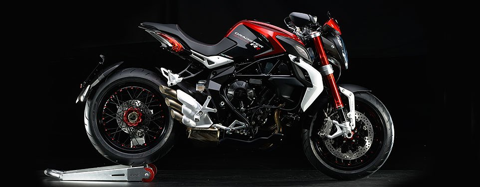 MV Agusta Brutale 800 RR and Brutale Dragster 800 RR unveiled