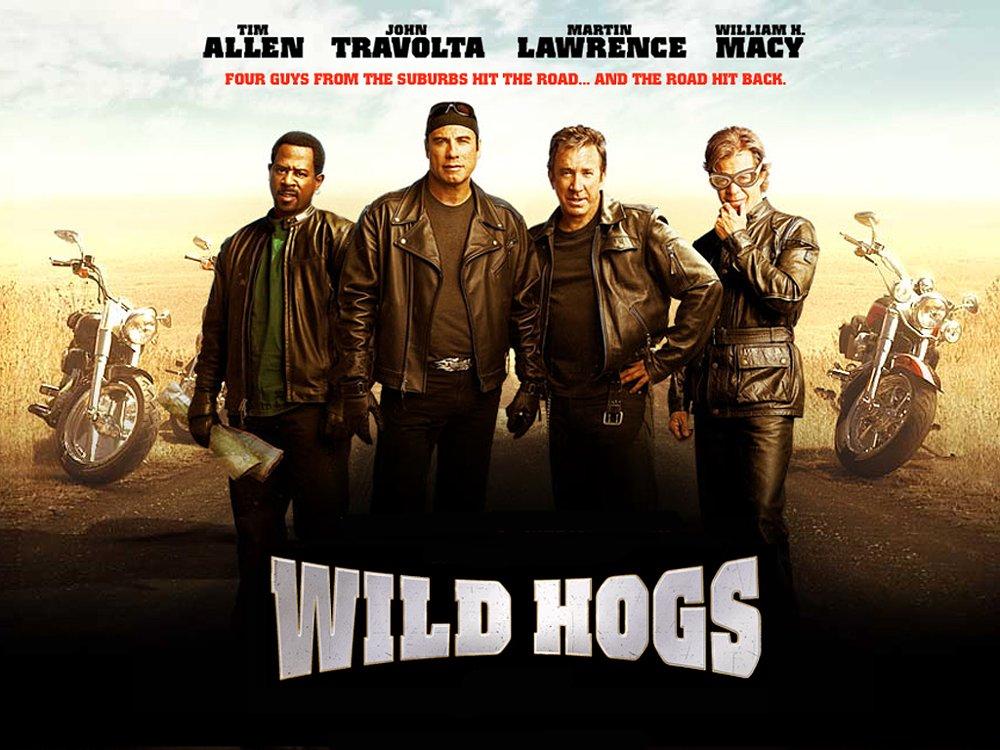 Wild Hogs movie poster