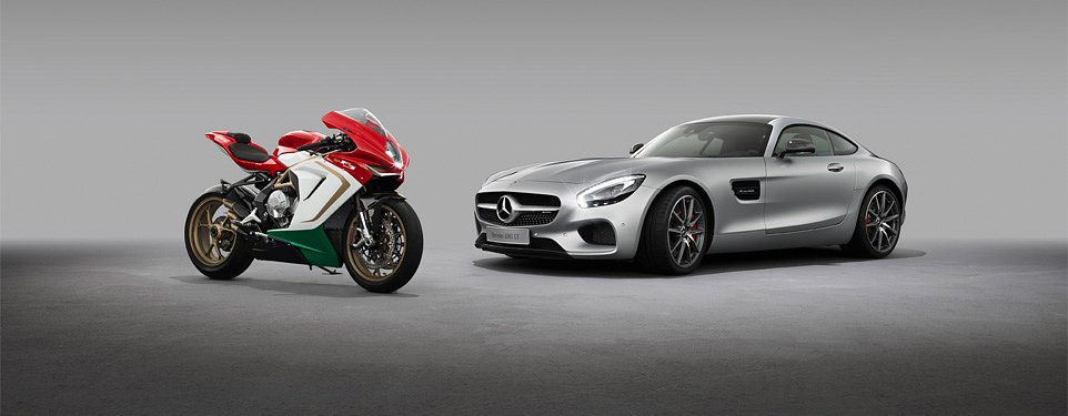 MV Agusta gets double infusion of cash