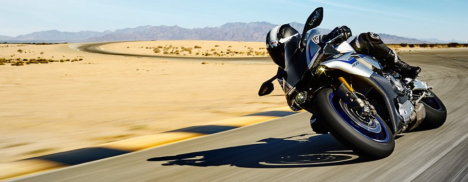 EICMA: 2015 Yamaha YZF-R1 and R1M