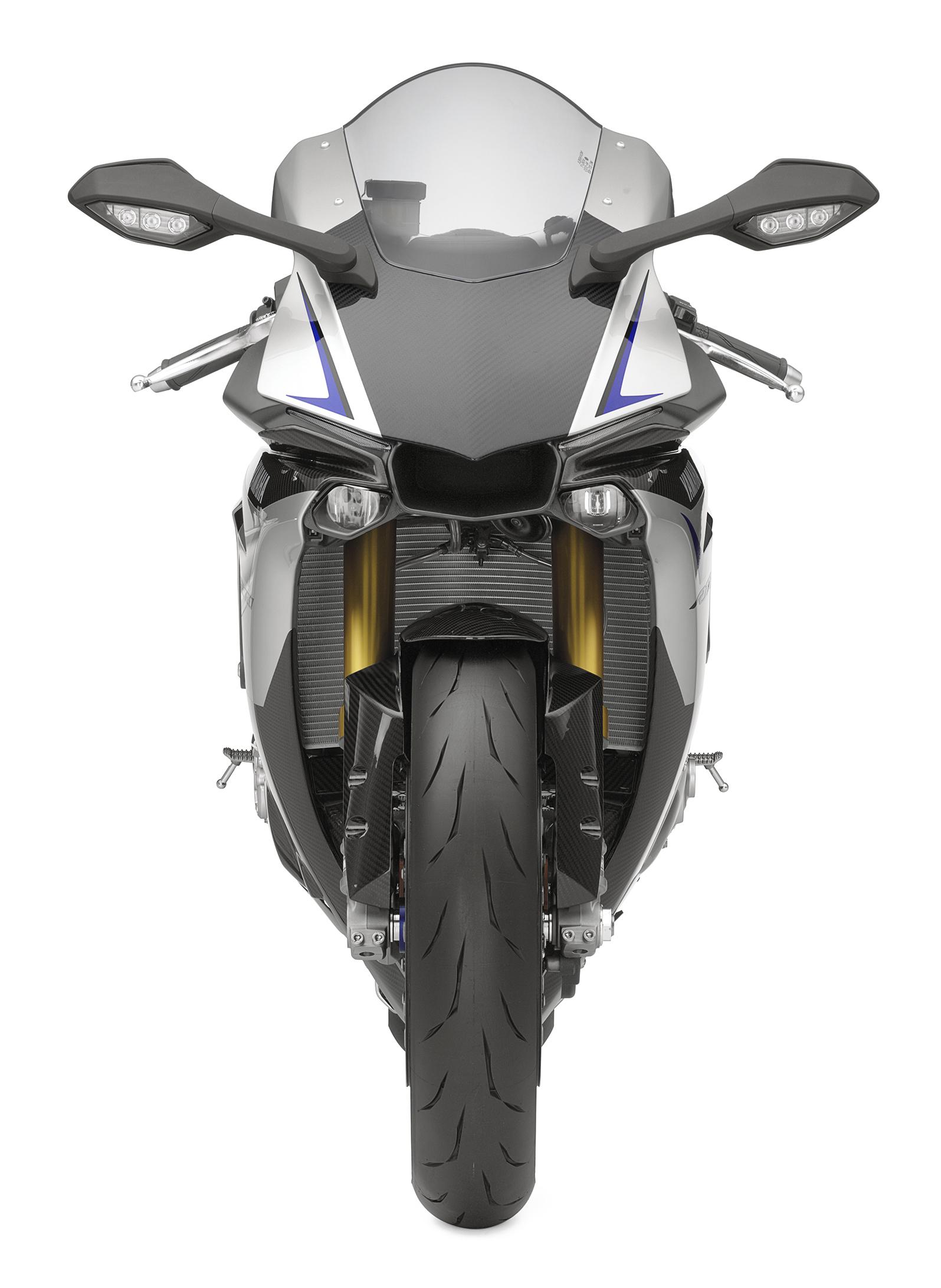 EICMA 2015 Yamaha YZF R1 And R1M