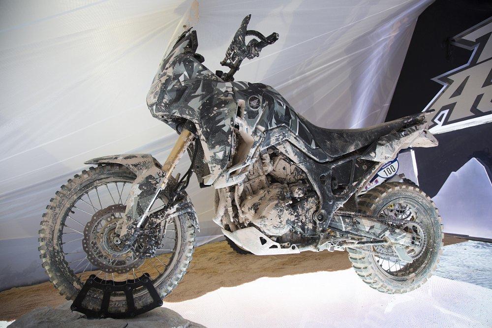 Honda Pure Adventure Prototype