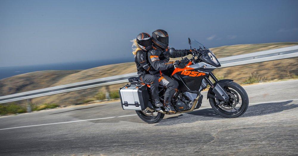 EICMA: 2015 KTM 1050 Adventure