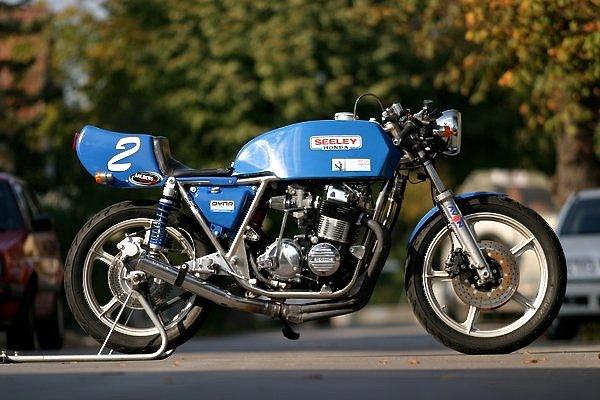 Seeley bike