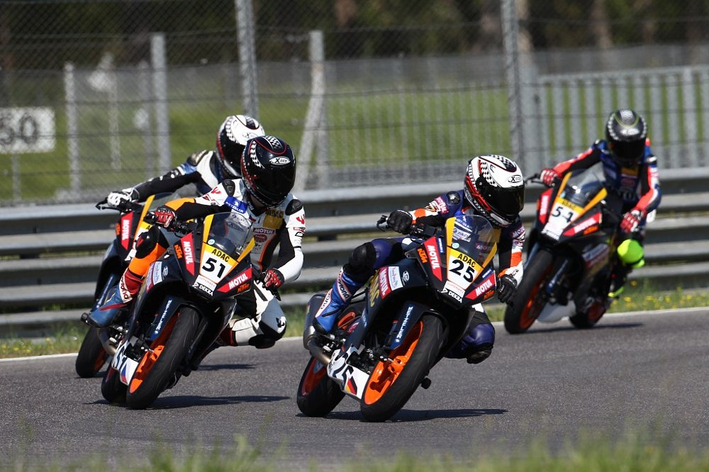 MotoAmerica adds KTM RC Cup spec series for young racers
