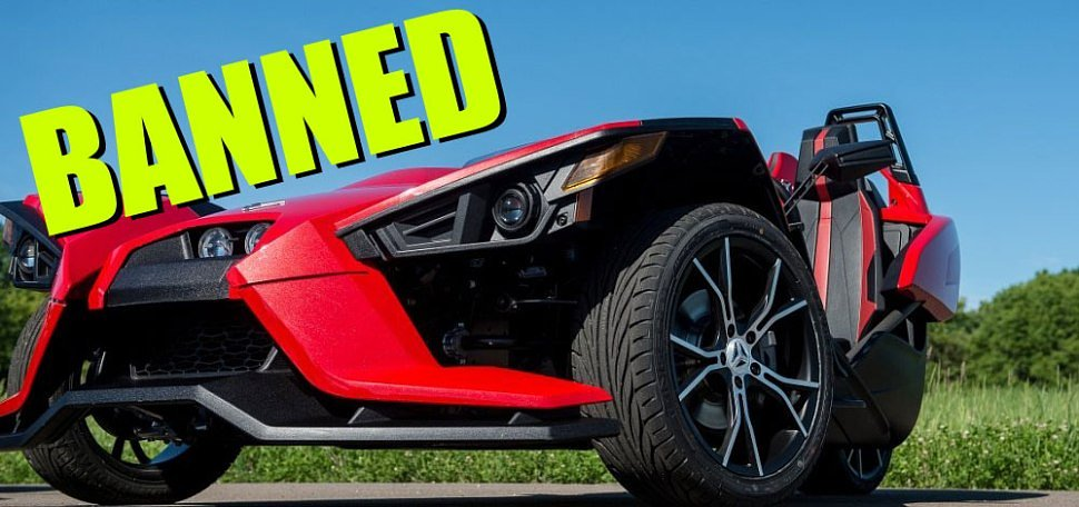 Slingshot misfires: Sales delayed in some states