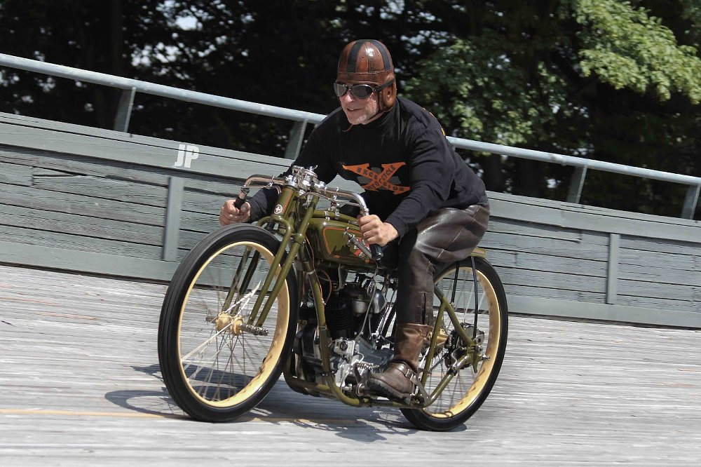 American Style Board Track Racing Experiences A Revival In