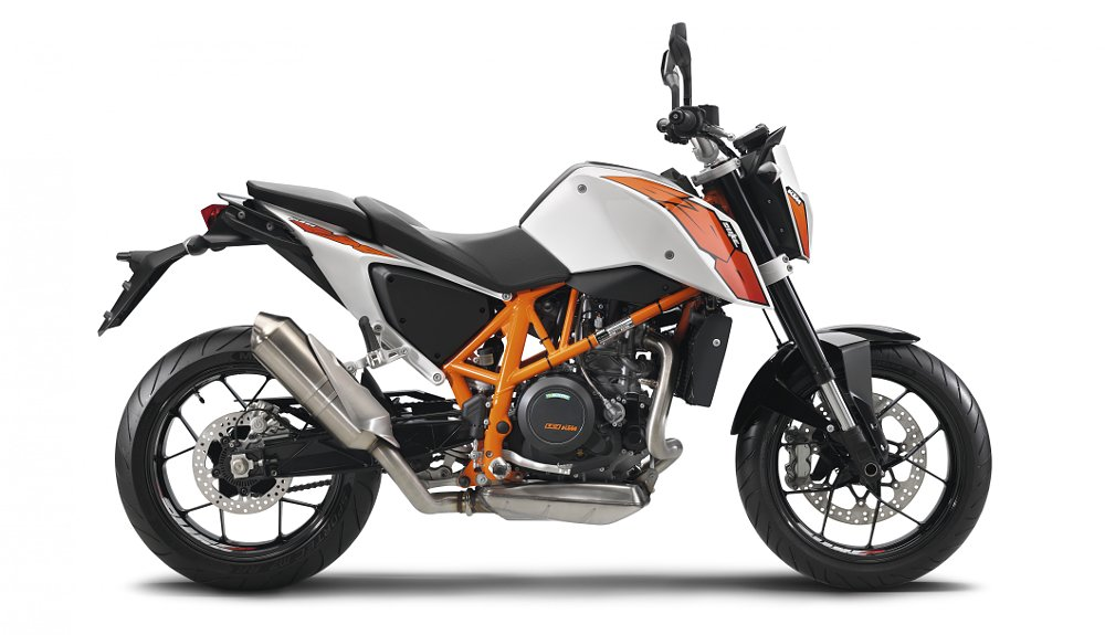 KTM planning new mid-size V-twins!