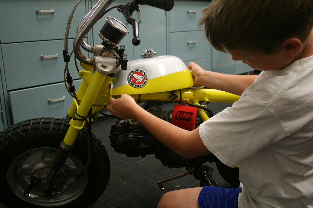 Getting your child on two wheels without breaking the budget