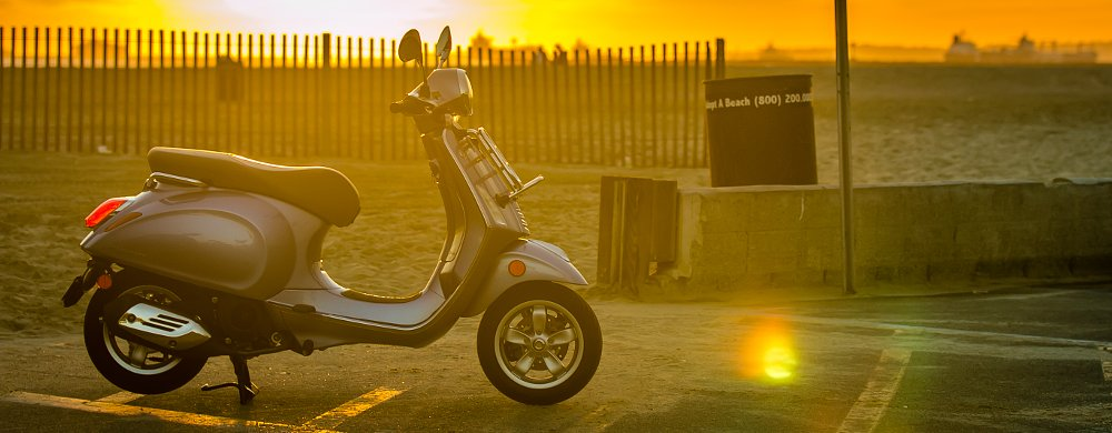 2015 Vespa Primavera review