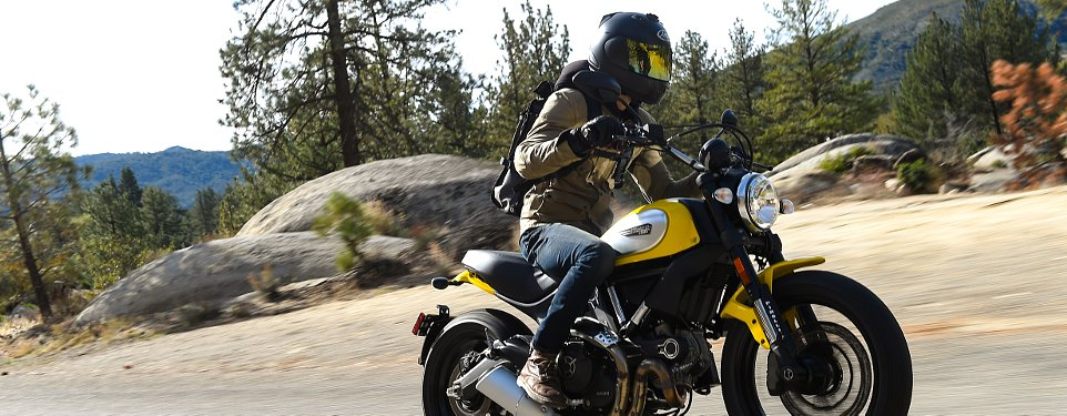 2015 Ducati Scrambler First Ride Revzilla