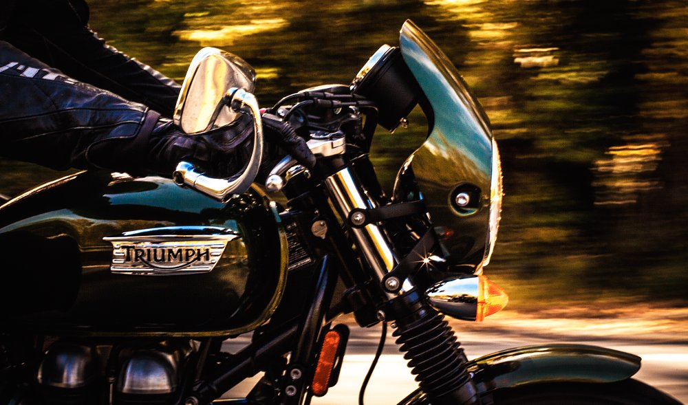 The Triumph Thruxton: 10 years down the road