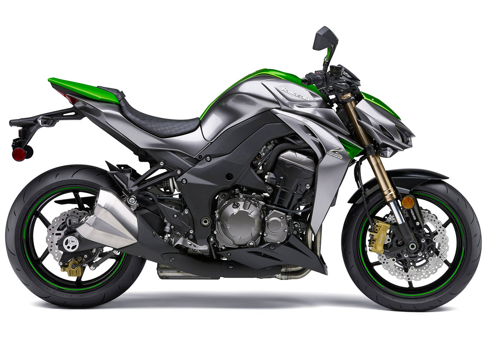 2014 Kawasaki Z1000 ABS review