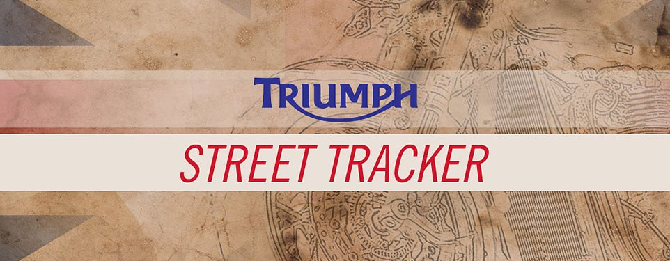 Triumph Street Tracker coming