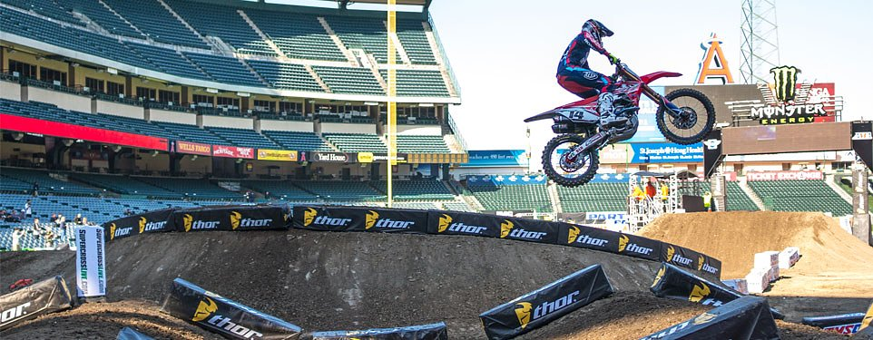 Five (different) questions with Supercross rookie Cole Seely