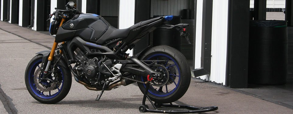 Yamaha FZ-09: Improving the fueling