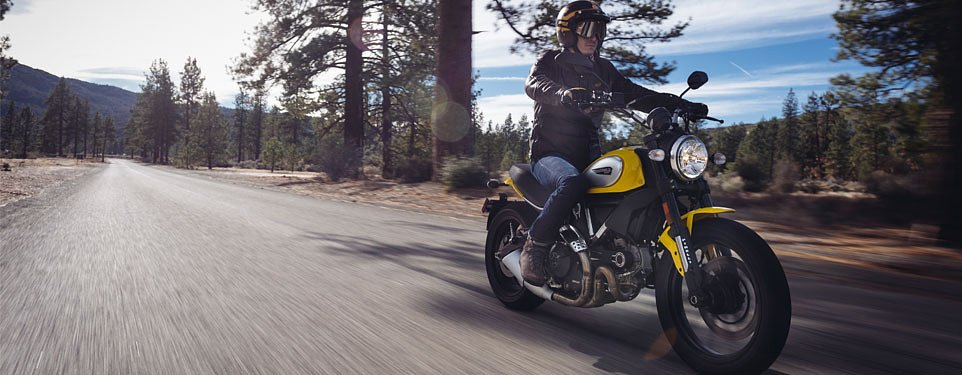Ducati Scrambler: Retro or standard?