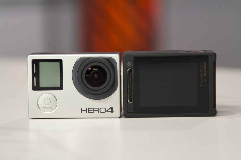 Testing the new GoPro Hero4 Black and Silver