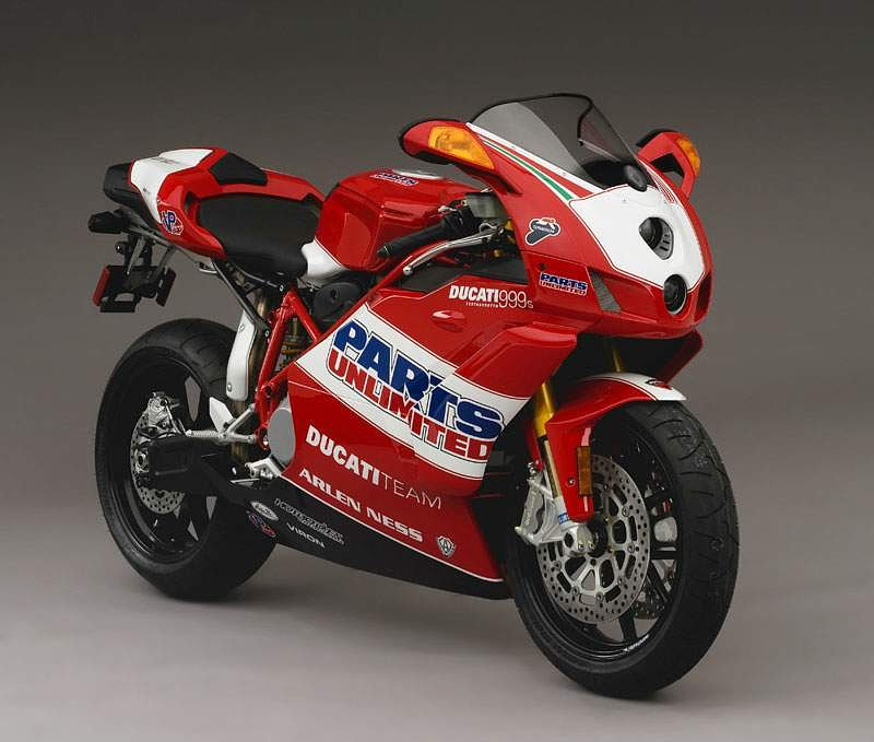 Ducati 999S Team USA edition