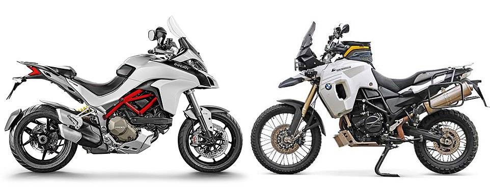 Redefining The Sport Touring Motorcycle