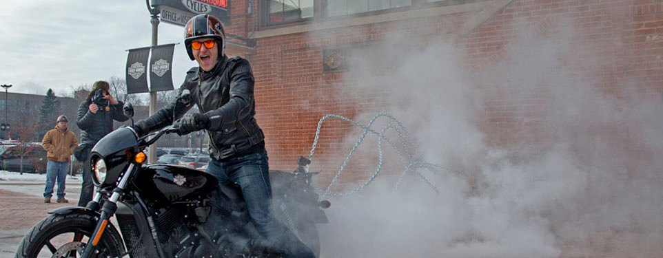 Harley Davidson and city of Sturgis sign 75-year deal